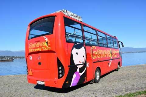 Ginebra: recorrido en autobús turístico