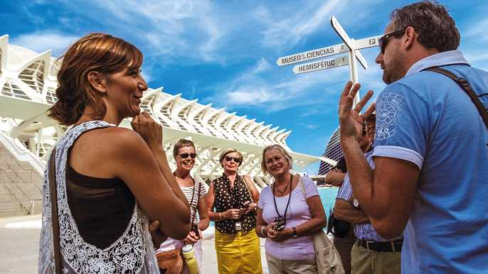Valencia: tour privado a medida