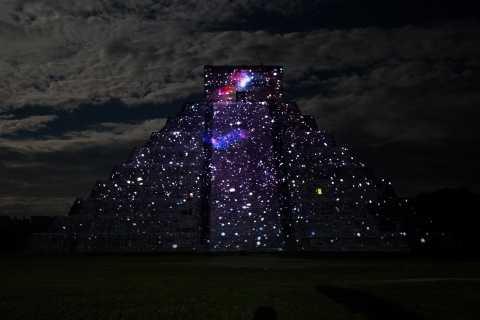 Chichen Itza Light and Sound Show con Cenote