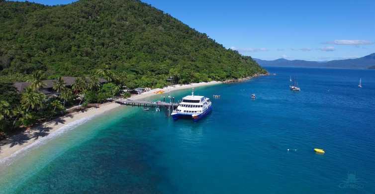 Ab Cairns: Hin- und Rückfahrt nach Fitzroy Island