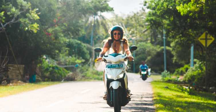 Bali: Scooter or Motorbike Rental with Delivery