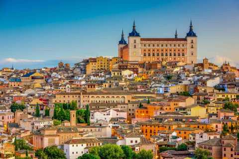 Madrid: Toledo Full Day Tour with Free Madrid City Tour