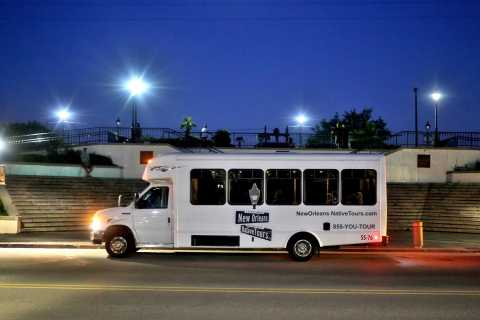 New Orleans: Dead of Night Ghosts and Haunts Bus Tour