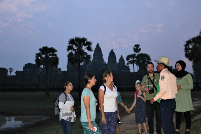 Angkor Wat Sunrise and Best Temples – Private Tour
