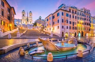 Highlights von Rom: Rundgang durchs Stadtzentrum