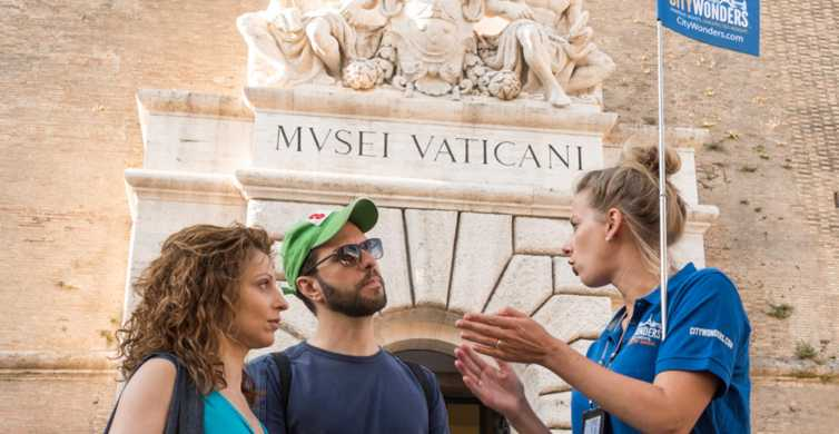 Vatican, Sistine and St Peter's with Private Guide