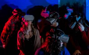 Quebec: Virtual Reality Immersion Experience