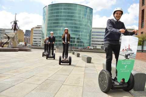 Copenhague: Excursão de Segway de 1 ou 2 horas