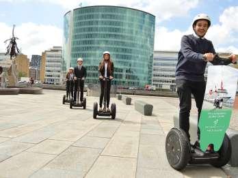 Kopenhagen: Geführte Segway-Tour