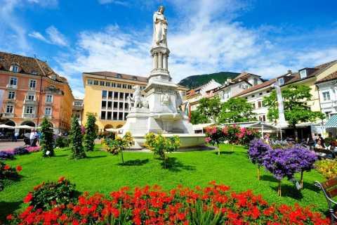 Bolzano: Historical City Center Guided Walking Tour