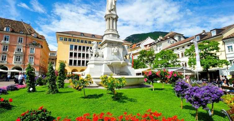 Bolzano: Historical City Center Guided Walking Tour