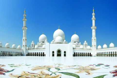 Abu Dhabi: 3-Hour Layover Sightseeing Tour