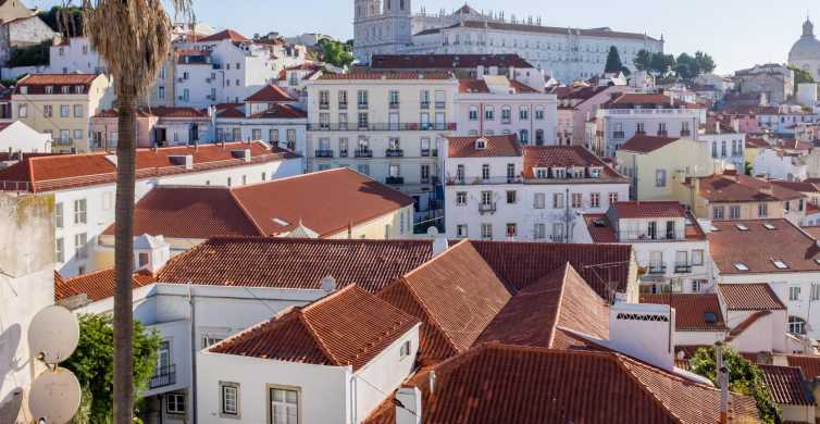 Lisbon: Private 4-Hour History and Legends Walking Tour