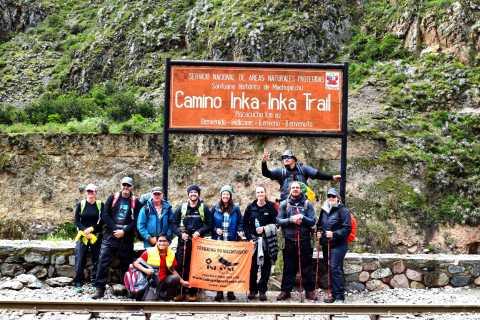 From Cusco: 7-Day Trek to Machu Picchu Through Inca Trail