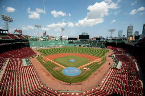Boston Fenway Park: 1-times guidet tur til fots