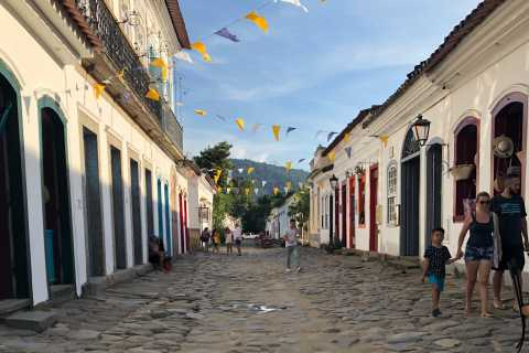 Paraty: Cultural City Tour