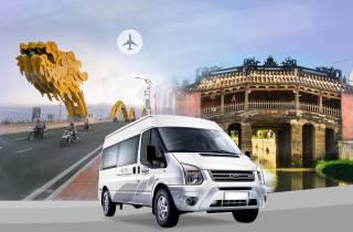 Privat-Transfers & Shuttle: Flughafen Da Nang und Hoi An
