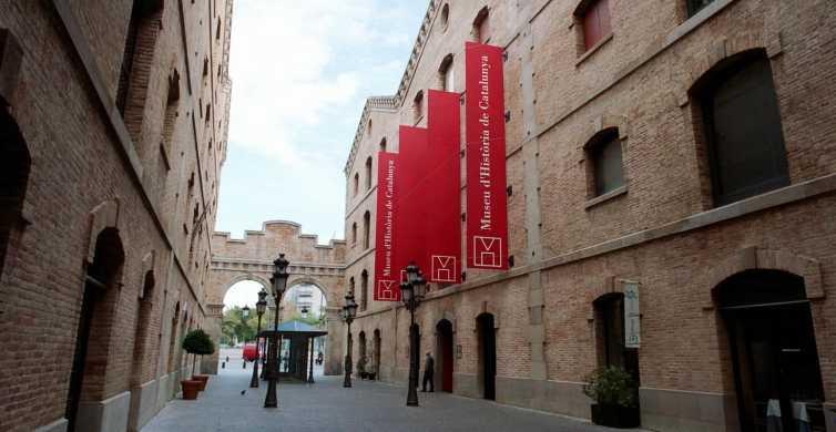 Barcelona: Muzeum Historii Katalonii Skip-The-Line