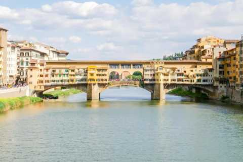 Florence: Early Bird Accademia & Uffizi Half-Day Tour