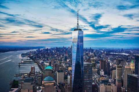 Nueva York: entradas sin colas a One World Observatory