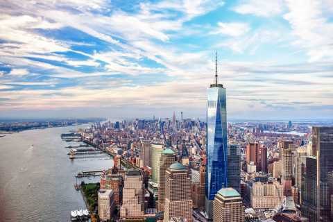 One World Observatory: Exclusive Ticket with Two Drinks