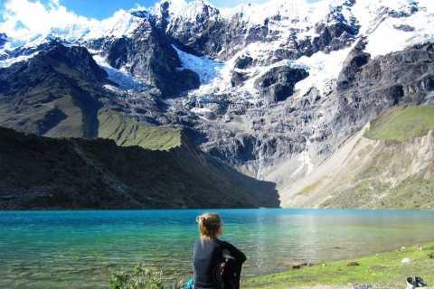 Trilha até Lagoa Humantay saindo de Cusco