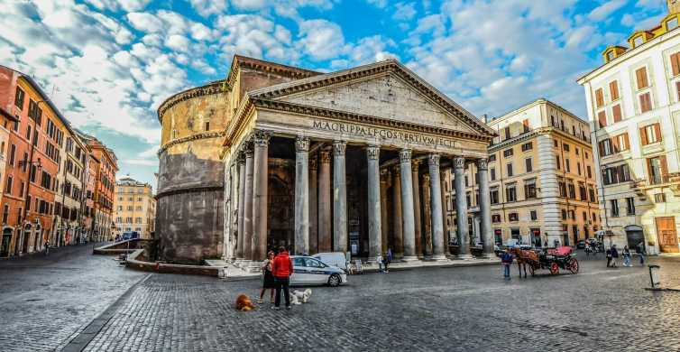 Rome: Highlights City Walking Tour