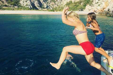 Chios Inousses Lagada Semi-Private Sail Cruise