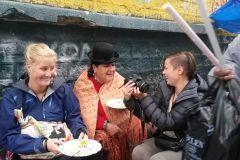 La Paz: Excursão gastronômica local para grupos pequenos à tarde