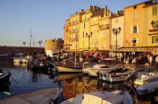 Ab Nizza: Saint-Tropez und Port Grimaud