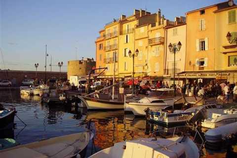 Desde Niza: Saint-Tropez y Port Grimaud