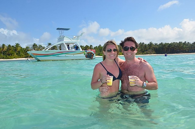 From Punta Cana: Catamaran Cruise and Snorkel Tour