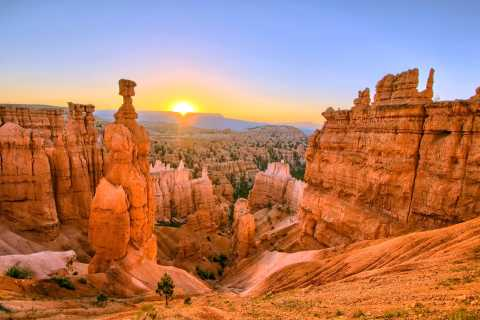 Antelope & Grand Canyon, Zion, Bryce & Monument Valley