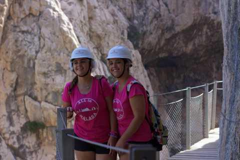Caminito del Rey: Guidet heldagstur med vandring
