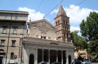 Rom: U-Bahn-Tour abseits der ausgetretenen Pfade
