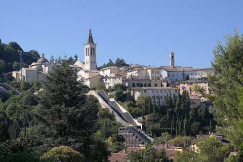Rome: Cascia and Spoleto Full-Day Tour