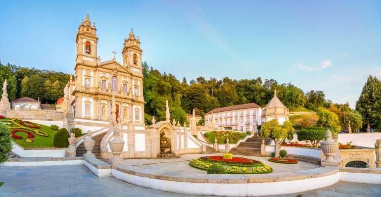 Minho: Private Braga e Guimarães Tour
