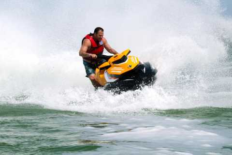 Cancun: Jet Ski Rental
