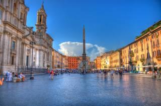 Rom: Private 4-stündige Kolosseum- und Stadthighingtour