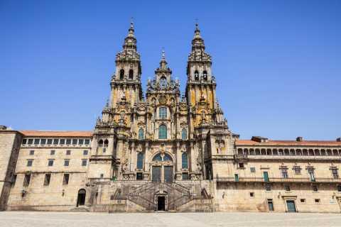 Santiago de Compostela: Tour Privado