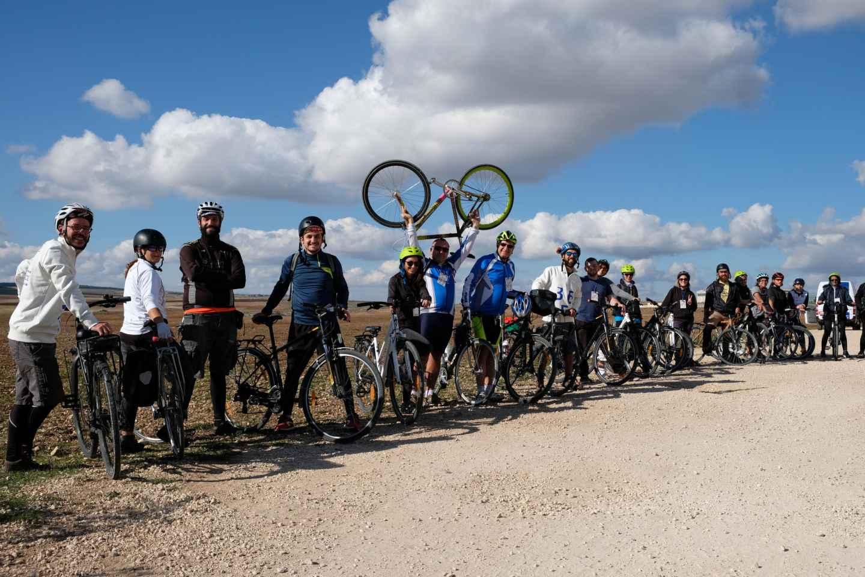 Bari: Trekking-Fahrradverleih