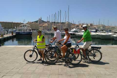 Marseille Tour du Fada: City & Seaside Grand by E-Bike