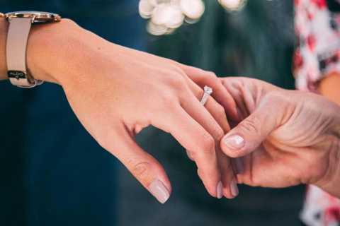 Amsterdam: atelier sur la bague de fiançailles en diamants