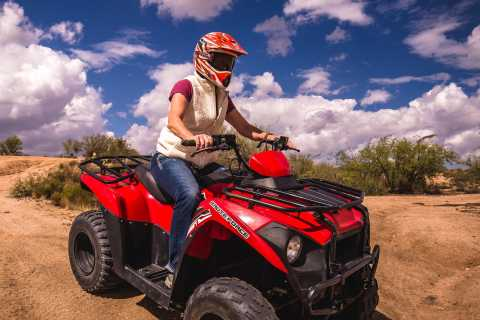 Sonoran Desert: Guided 2-Hour ATV Tour