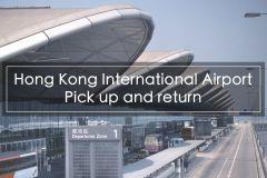 Hong Kong: Bolso 4G WiFi Ilimitado com Airport Collection