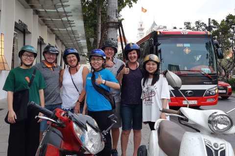Saigon City Motorbike Tour