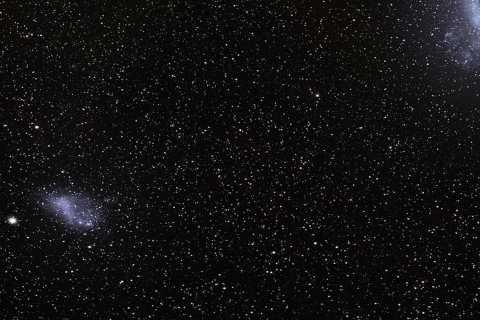 Victoria Falls: Southern Hemisphere Stargazing