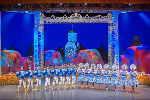 Moscow: Golden Ring Russian Folk Show