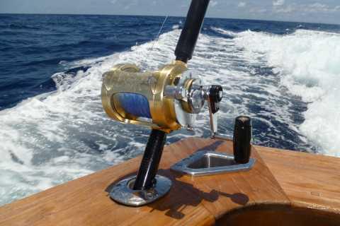 Castries: Group Deep-Sea Sports Fishing