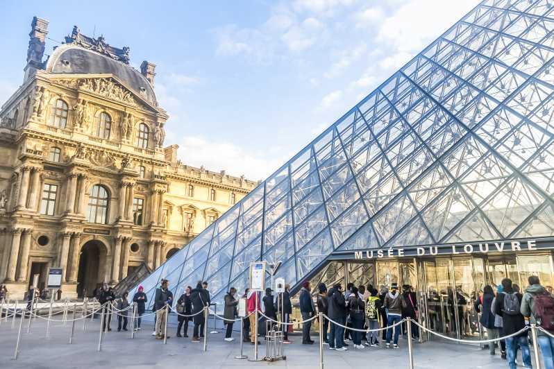 Paris: Ingresso Museu do Louvre com Horário de Entrada - Paris ...